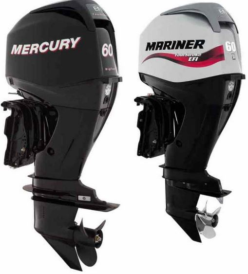 Mercury/Mariner Potkurit                                          a