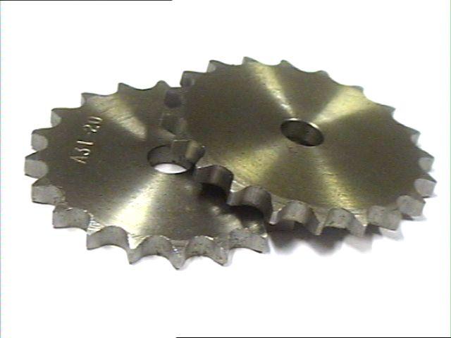 04 Levyketjupyörä P=6mm