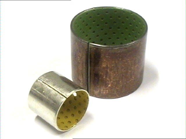 Voideltavat teräs/muovi liukulaakerit                             a