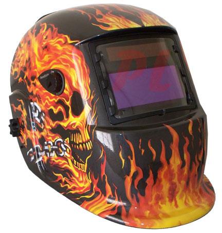 Automaattine hitsauskypärä  FIRE